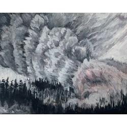 """""""Wildfire Smoke, No. 7"""",..."""