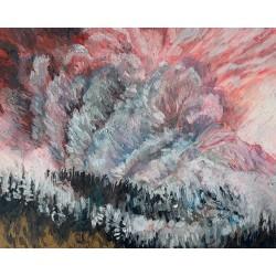 """SOLD """"Wildfire Smoke, No...."""